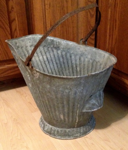 Walnut bucket 2